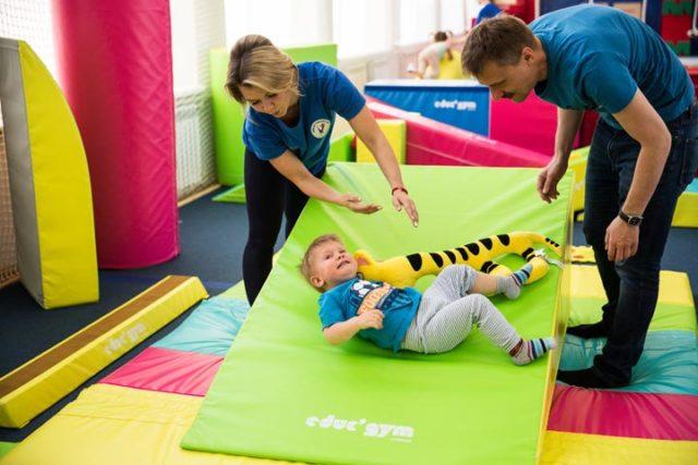 фото 1 - детская гимнастика и здоровье малышей
