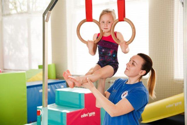 фото 3 - детская гимнастика и здоровье малышей