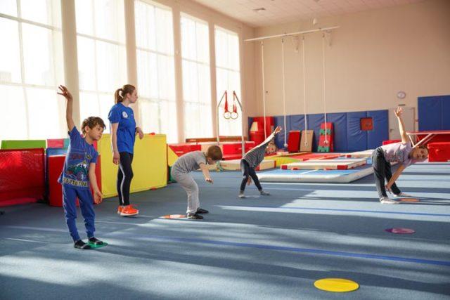 фото 3 - детская гимнастика исправление осанки