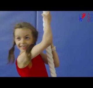 """Американський Гімнастичний Клуб """"Щаслива дитина-Задоволені батьки!"""""""