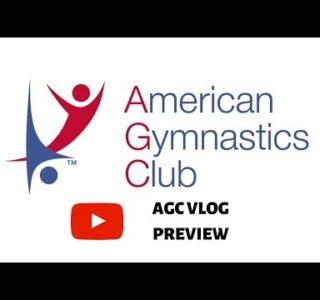 Анонс старта канала на Youtube от Американского Гимнастического Клуба (American Gymnastics Club)